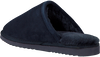 WARMBAT Chaussons CLASSIC UNISEX SUEDE en bleu - small