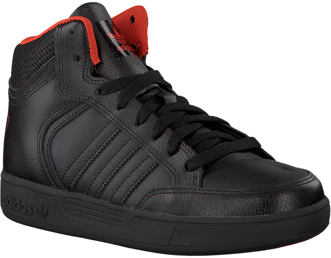 ADIDAS Baskets VARIAL MID en noir - large