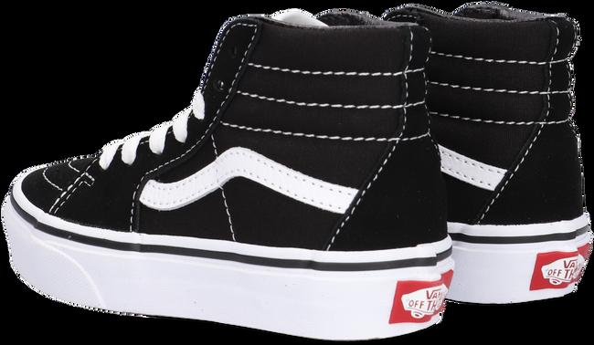 VANS Baskets UY SK8-HI KIDS en noir - large