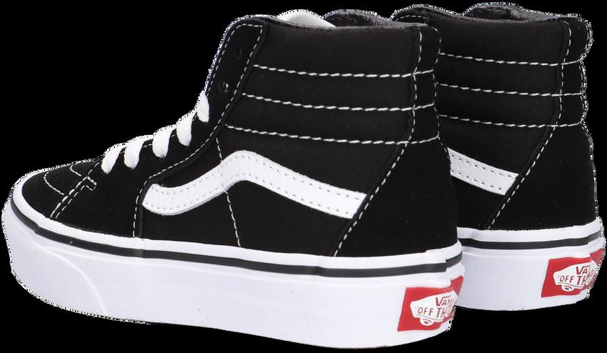 VANS Baskets UY SK8-HI KIDS en noir - larger