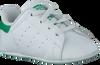 ADIDAS Chaussures bébé STAN SMITH CRIB en blanc - small