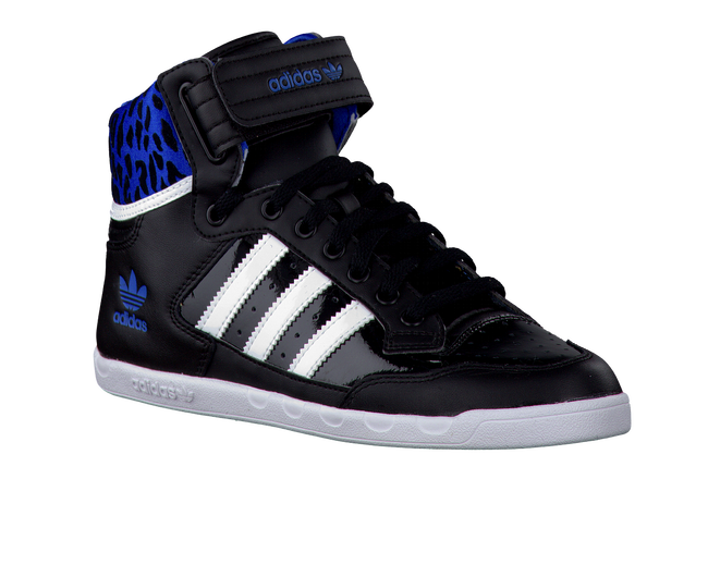 Black ADIDAS shoe CENTENIA HI  - large