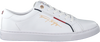 TOMMY HILFIGER Baskets basses SIGNATURE en blanc  - small