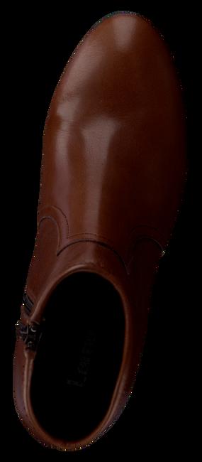 LAMICA Bottines QANEL en cognac - large