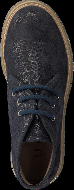 UNISA Chaussures à lacets NONTAS en bleu - large