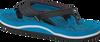 REEF Tongs GROM REEF FOOTPRINTS en bleu - small