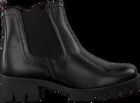 Zwarte GABOR Chelsea boots 51.710.2  - medium