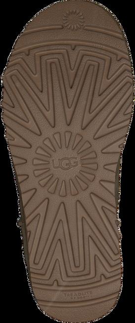 Groene UGG Vachtlaarzen CLASSIC MINI - large