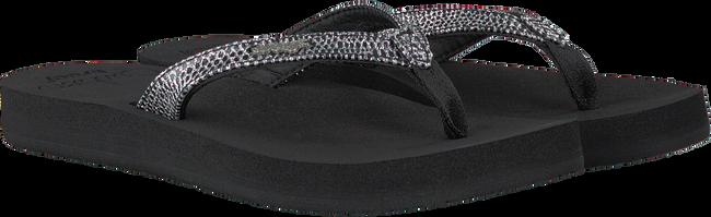REEF Tongs STAR CUSHION SASSY en noir - large