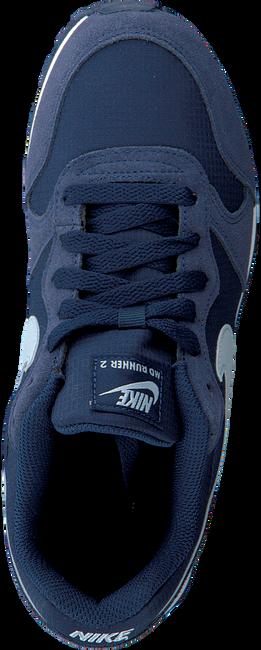 Blauwe NIKE Lage sneakers MD RUNNER 2 PE (GS)  - large