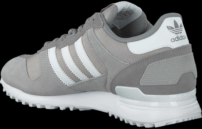 adidas zx 700 heren grijs