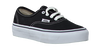 VANS Baskets AUTHENTIC KIDS en noir - small
