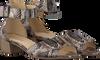 Grijze GABOR Sandalen 723  - small