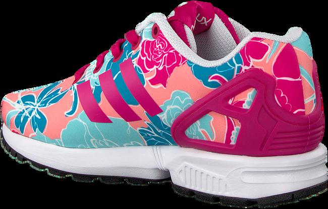 Multi ADIDAS Lage sneakers ZX FLUX J  - large
