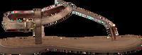 LAZAMANI Sandales 75.422 en bronze - medium