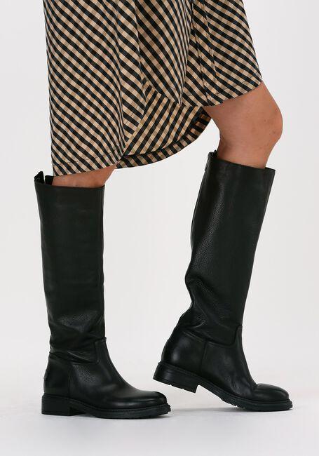 Zwarte SHABBIES Hoge laarzen 191020080  - large