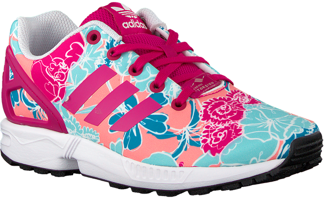 Multi ADIDAS Lage sneakers ZX FLUX J  - large