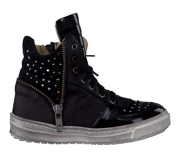 Black ANDREA MORELLI shoe IB50205  - large
