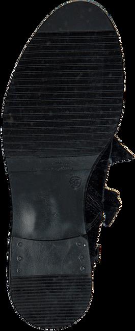 Zwarte MJUS Veterboots 108225 - large