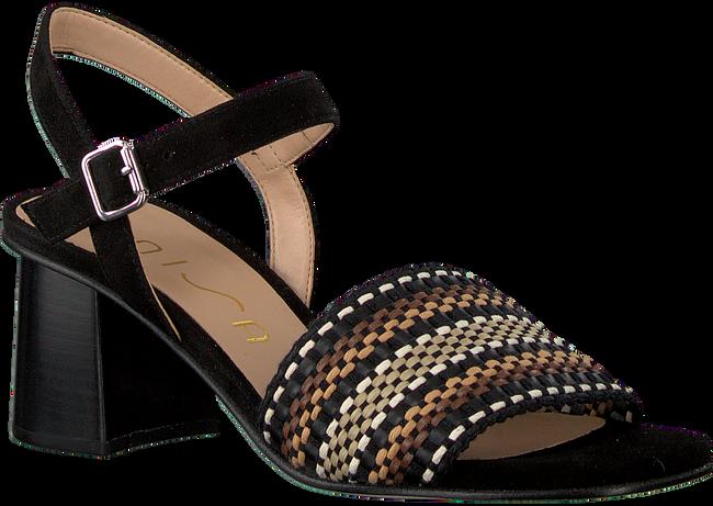 UNISA Sandales MOLLA en noir  - large