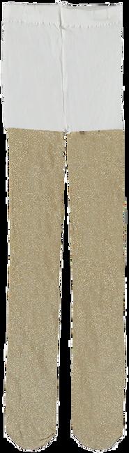 LE BIG Chaussettes SPARKLE TIGHT en or - large