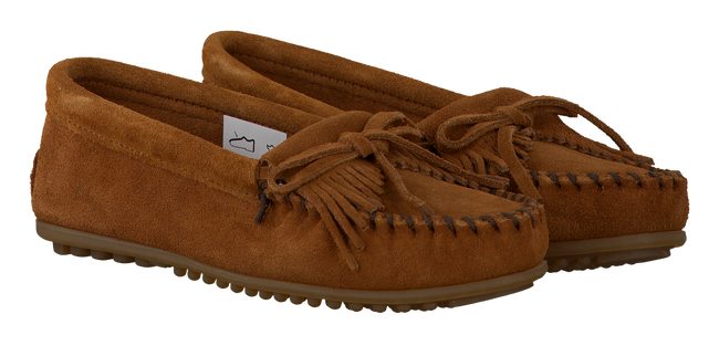 Cognac MINNETONKA Mocassins 400  - large
