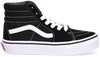 VANS Baskets UY SK8-HI KIDS en noir - small