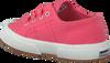 SUPERGA Chaussures à lacets JCOT CLASSIC en rose - small