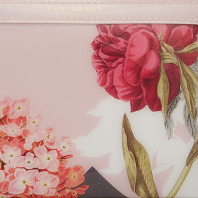 TED BAKER Trousse de toilette GENLEE en rose - large