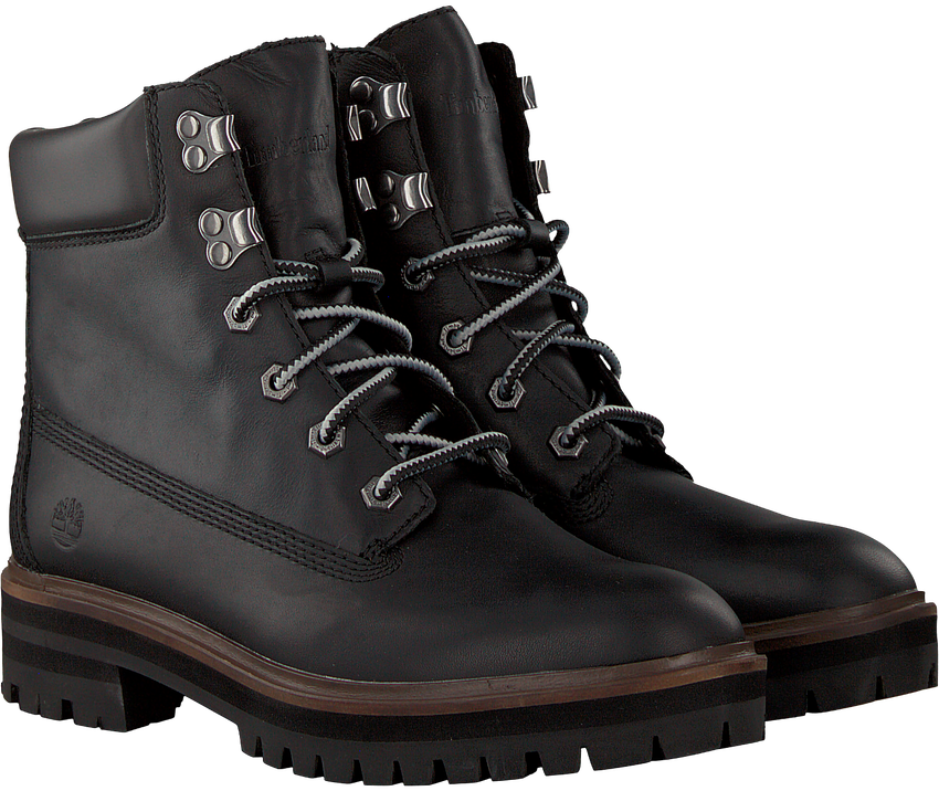 Zwarte TIMBERLAND Veterboots LONDON SQUARE 6IN BOOT - larger