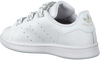 Witte ADIDAS Lage sneakers STAN SMITH CF J  - small