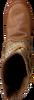 KARMA OF CHARME Bottes hautes TRICOT 2 en cognac - small