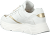 Witte OMODA Lage Sneakers KADY FAT - small
