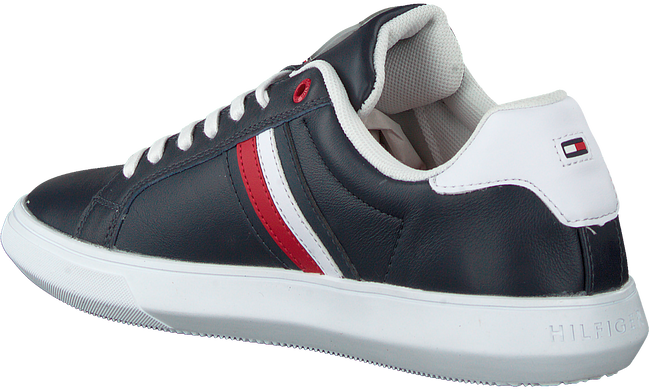Blauwe TOMMY HILFIGER Lage sneakers ESSENTIAL CUPSOLE  - large