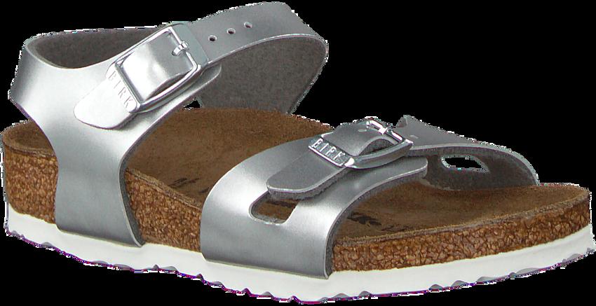 Zilveren BIRKENSTOCK Slippers RIO - larger
