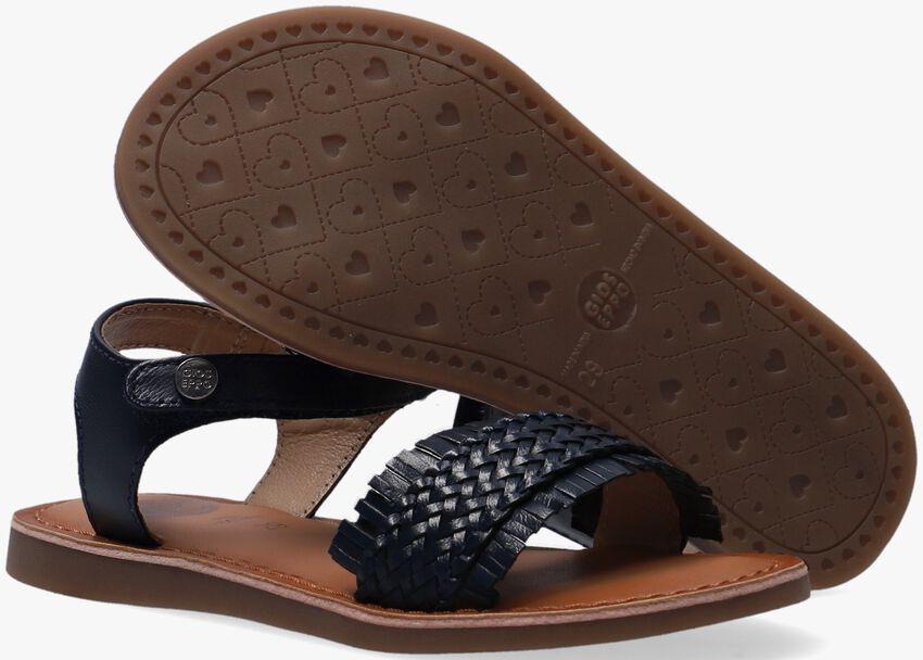 GIOSEPPO Sandales 48615 en bleu  - larger