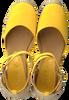 UNISA Espadrilles CAUDE en jaune  - small