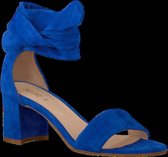 NOTRE-V Sandales 45146 en bleu  - large