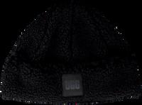 Zwarte UGG  Muts SHERPA CUFF  - medium