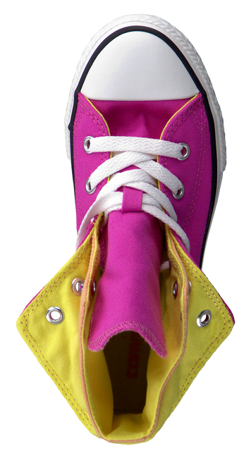 CONVERSE Baskets AS SEAS. HI KIDS en rose - large