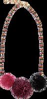 LE BIG Collier OPRAH NECKLACE en multicolore  - medium