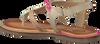 Beige GIOSEPPO Sandalen SCALEA  - small