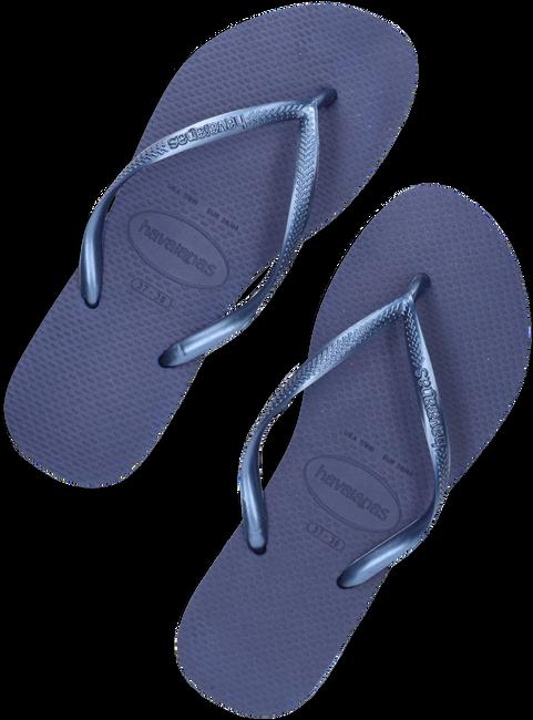 Blauwe HAVAIANAS Slippers SLIM WOMEN - large