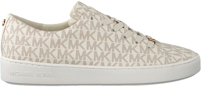 Witte MICHAEL KORS Sneakers KEATON LACE UP  - large