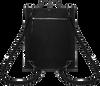 LAAUW Sac pour ordinateur portable LAPTOP NINE STREETS CANVAS en noir  - small