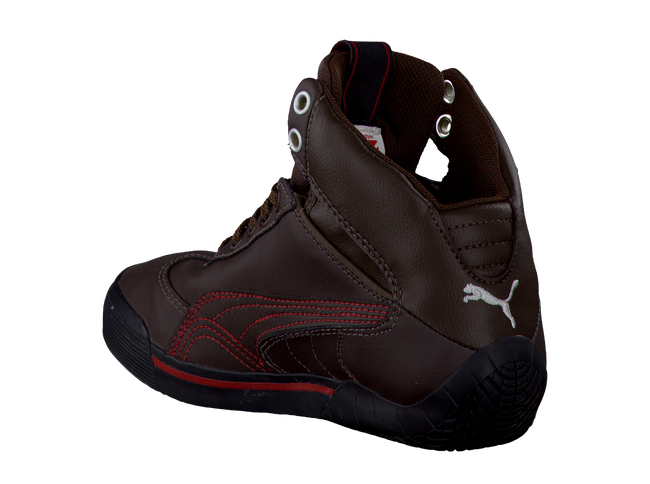 brown PUMA shoe SPEED CAT 2.9  - large