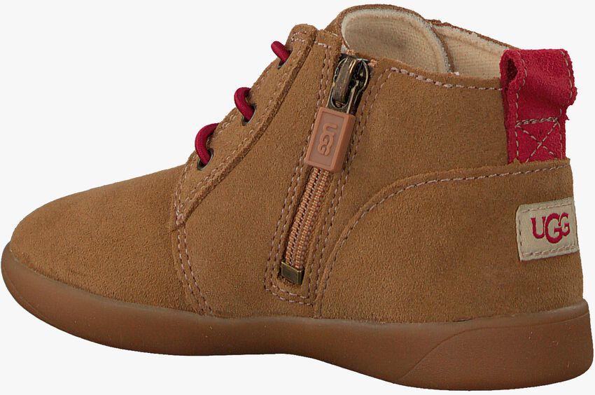 UGG Chaussures bébé KRISTJAN KIDS en marron - larger