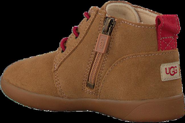 UGG Chaussures bébé KRISTJAN KIDS en marron - large