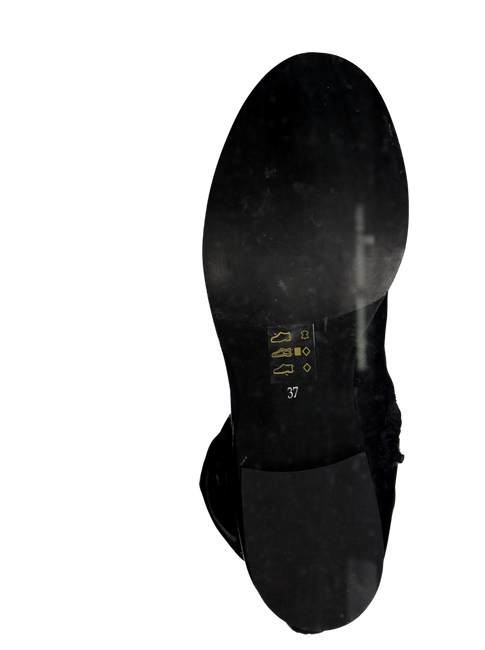 SPM Bottes hautes KA11952239 en noir - large