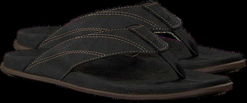 Zwarte OLUKAI Sandalen PIKOI  - larger